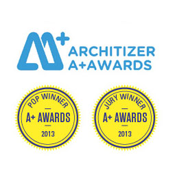 A+ Architizer Awards. New York 2013