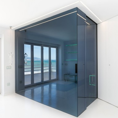Glass Apartment