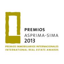 Premio Asprima-Sima. Madrid 2013