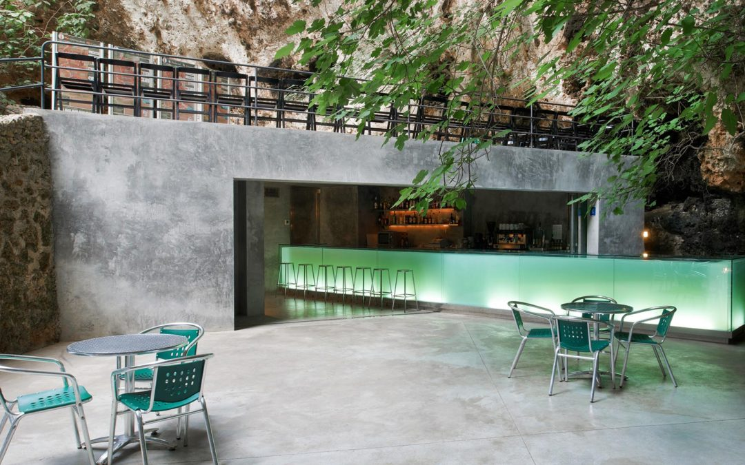 """Bar in the ""Caves of Hams"" – Mallorca"" está bloqueado 	 Bar in the ""Caves of Hams"" – Mallorca"