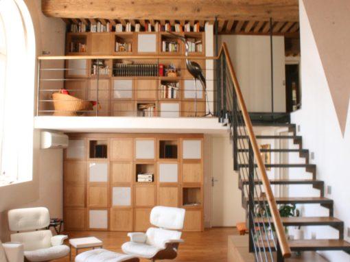 Loft en Lyon – Francia